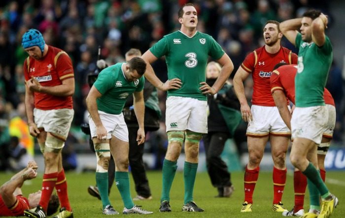 ireland wales exhaustion